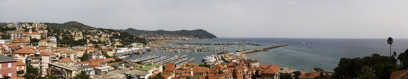 Imperia panoramic Stock Images