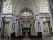 Imperia - Porto Maurizio obrazy royalty free