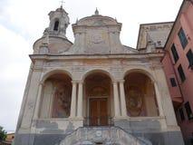Imperia - Porto Maurizio fotografia royalty free