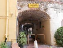 Imperia - Porto Maurizio zdjęcia stock