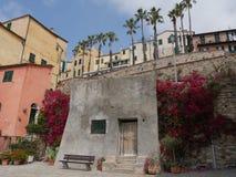 Imperia - Porto Maurizio zdjęcie royalty free
