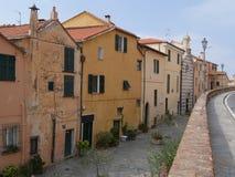 Imperia - Porto Maurizio zdjęcie stock