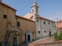Imperia - Porto Maurizio fotografia stock