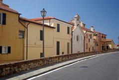 Imperia Porto Maurizio Stock Foto