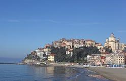 Imperia Porto Maurizio, Italy fotos de stock