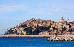 Imperia Porto Maurizio, Italy Stock Photos