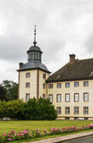 Imperial Abbey of Corvey, Germany Stock Photography