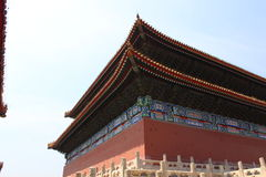 The Imperial Ancestral Temple Royalty Free Stock Image