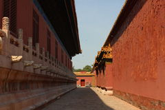 The Imperial Ancestral Temple Royalty Free Stock Images