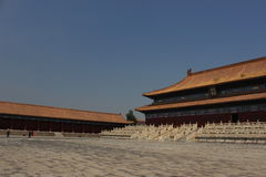 The Imperial Ancestral Temple Royalty Free Stock Photos