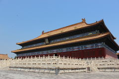 The Imperial Ancestral Temple Royalty Free Stock Photo