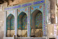 The Imperial Bazaar of Isfahan, Iran Royalty Free Stock Image