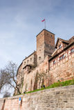 Imperial Castle in Nuremburg Royalty Free Stock Photo