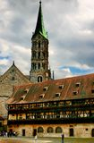 Imperial cathedral of Bamberg Stock Photos