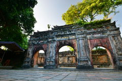 Imperial City. Hué. Vietnam Royalty Free Stock Images