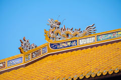 Imperial City Hue Royalty Free Stock Images
