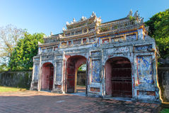 Imperial City, Hue, Vietnam Stock Photos