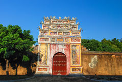 Imperial City, Hue, Vietnam Stock Images