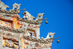 Imperial City, Hue, Vietnam Royalty Free Stock Photography