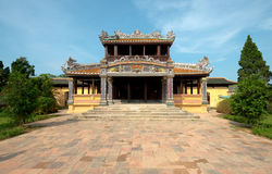 The Imperial City, Hue, Vietnam Royalty Free Stock Photography