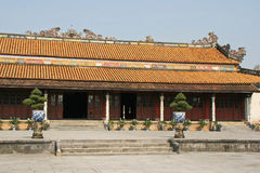 Imperial city - Hue - Vietnam Stock Photos