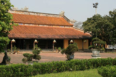 Imperial City - Hue - Vietnam Royalty Free Stock Photos