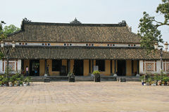 Imperial city - Hue - Vietnam Royalty Free Stock Image