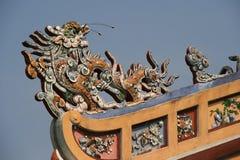 Imperial City - Hue - Vietnam Stock Photo