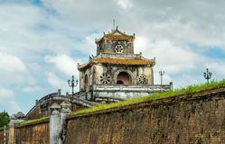 Imperial City Outer Gate Stock Images
