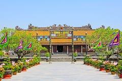 Hue Imperial City, Vietnam UNESCO World Heritage royalty free stock photography