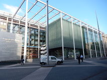 Imperial College, London, UK stock photography