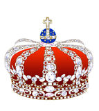 Imperial crown Stock Photography