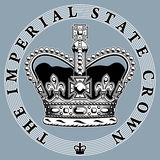 Imperial crown. Royalty Free Stock Images
