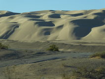 Imperial Dunes. Park at Yuma, AZ Stock Images