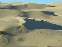 Imperial Dunes. Park at Yuma, AZ Royalty Free Stock Photos