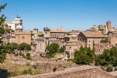 Imperial Fora Stock Images