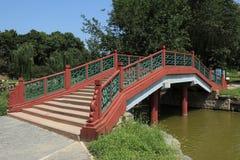 Imperial Garden of Beijing Royalty Free Stock Photos
