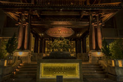 Imperial Hotel in Hue Stock Image