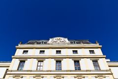 Imperial house facade Stock Photography