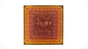 Imperial jade seal Royalty Free Stock Image