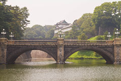 Imperial palace Royalty Free Stock Photography
