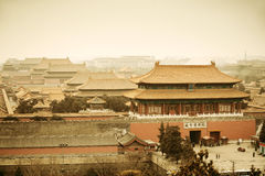 Imperial Palace Beijing Royalty Free Stock Image