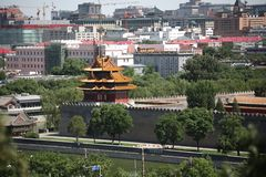 Free Imperial Palace(Forbidden City) Stock Image - 10186151