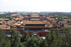 Free Imperial Palace(Forbidden City) Stock Photos - 10186153