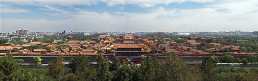 Imperial Palace(Forbidden City) Royalty Free Stock Images