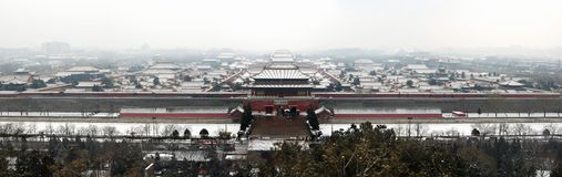 Free Imperial Palace(Forbidden City) Royalty Free Stock Images - 18607979