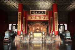 Imperial Palace(Forbidden City) stock image