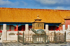 Imperial Palace Forbidden City Beijing China Royalty Free Stock Image