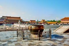 Imperial Palace Forbidden City Beijing China Stock Photo