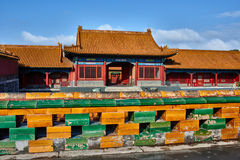 Imperial Palace Forbidden City Beijing China Royalty Free Stock Photos